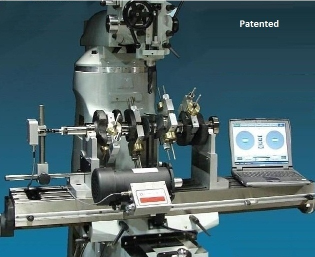 Turner Technology Series 2 Engine Balancing Machine