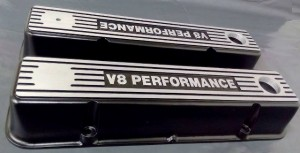 Custom V8 Rocker Covers